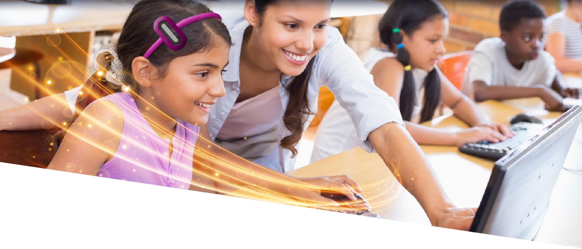 Crea una sociedad que enriquece a nuestros niños